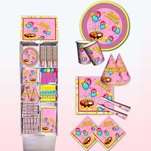 luxury disposable festival and party supplies