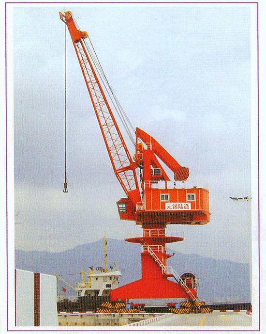 fixed port crane/ harbour crane/ portal cranes