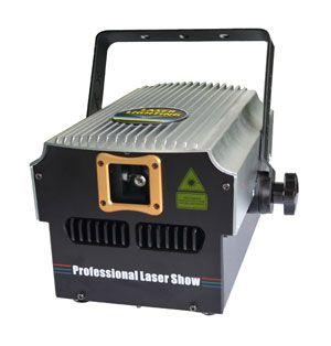 4W LD RGB Animation Laser Light