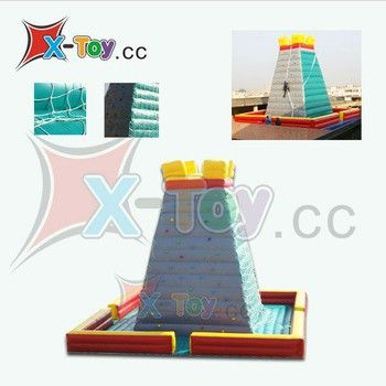 Inflatable Climbing Wall ( 9.3m Height )