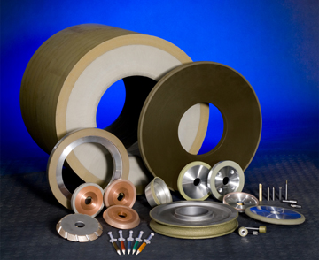 Diamond & CBN Grinding Wheels