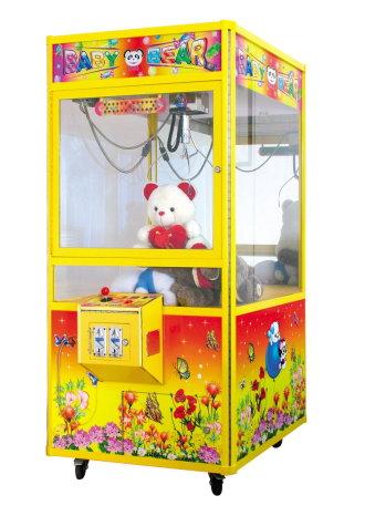 Crane Toy Amusement Machine
