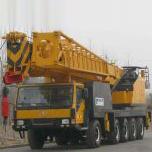 Used Terrain Crane