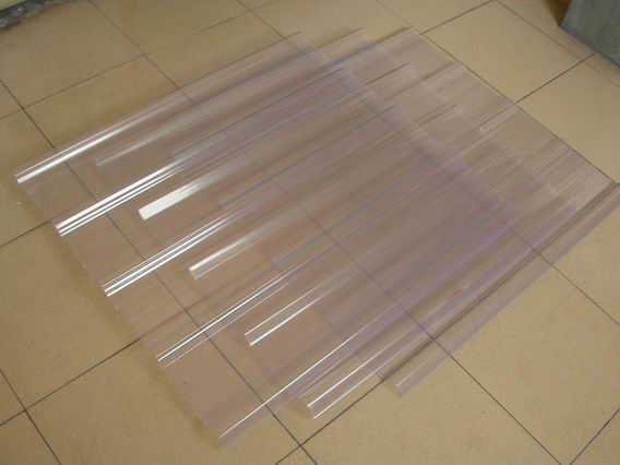 PVC Translucent Sheet