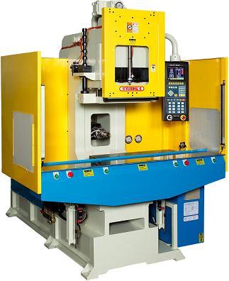 C-Fram Vertical molding machine