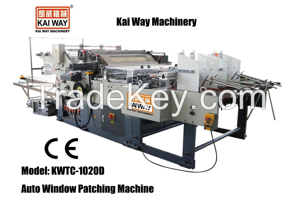Auto Window Patching Machine (Single Line/Double Line)