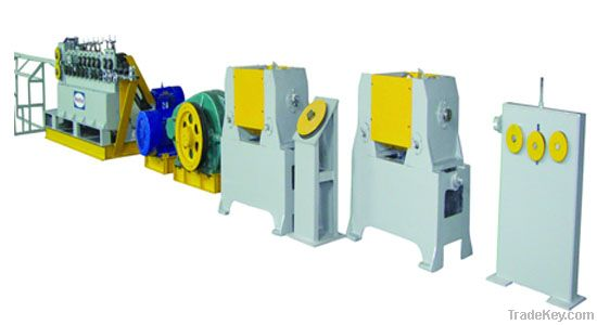 Wire Cold Rolling Machine