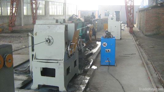 Cold rolling mill production line