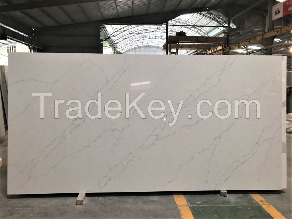 Vietnam Quartz Stones - Engineered Quartz from Vietnam
