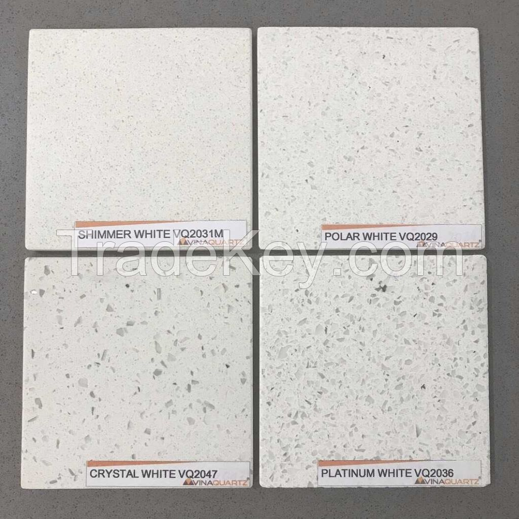 Vietnam Quartz Surface Sparkle Series