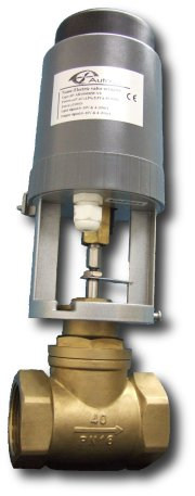 Johncon Controls Compatible Modulating & Floating Actuator and Valve