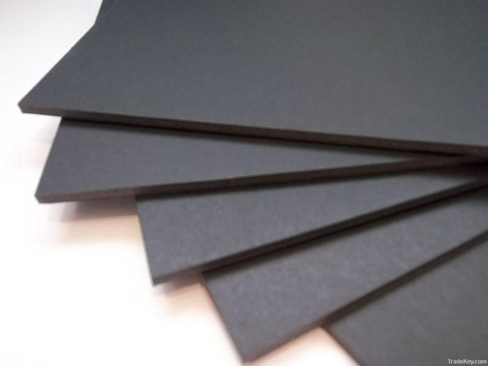 Foam board paper board self adhesive board color board