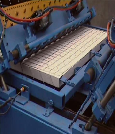 3D Wire Mesh Welding Machine