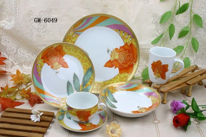 Fine Porcelain Dinnerware