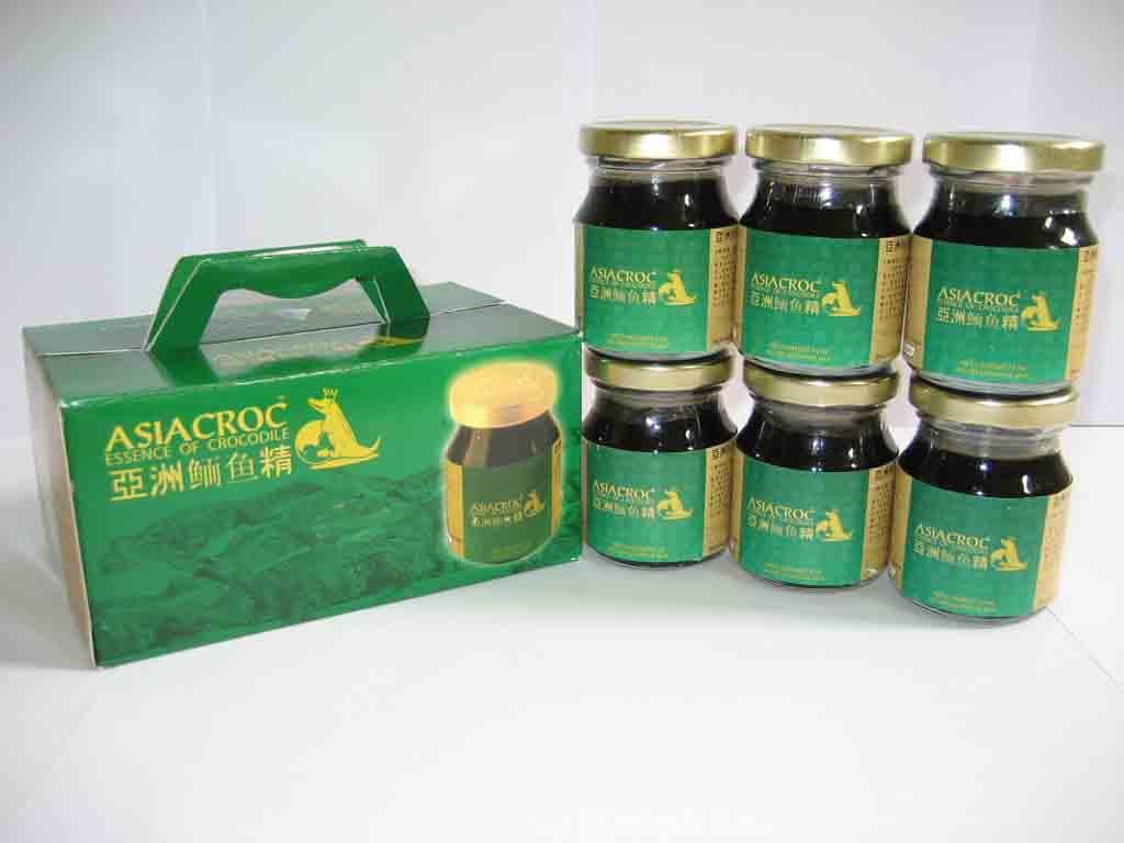 ASIACROC Essence of Crocodile for Asthma