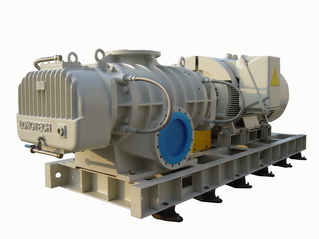 Roots Blower, Vacuum Pump, Bubble Diffuser By LONGTECH MACHINERY