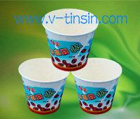 Paper Pastel Cups