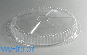 Plastic Lid Cup Bowl