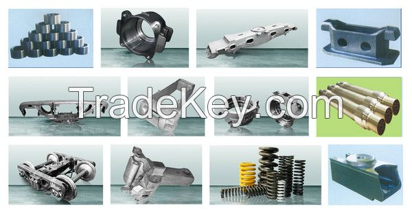 railway spare parts manufacture China