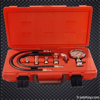 Professional Compression Tester kit Cylinder Leakage tester