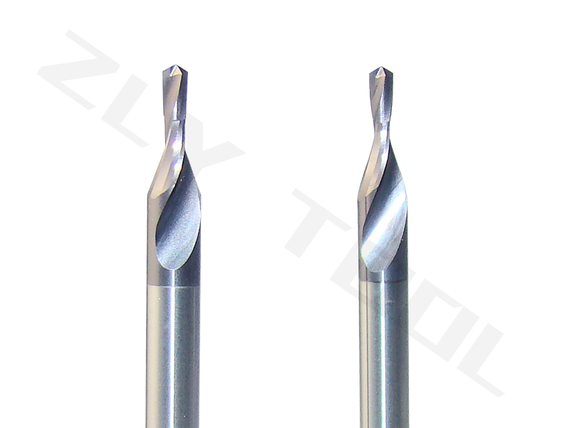 Custom 2F Tungsten Carbide Step Drill Bits for Steel Drilling Metal Drilling Tools Manufacturer TiAlN coating