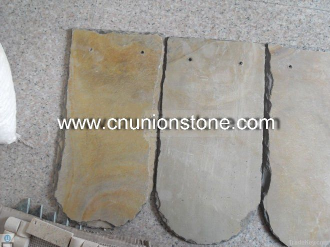 Chinese Discount Price Natural Roofing Slate