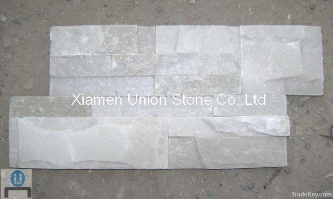 White quartzite