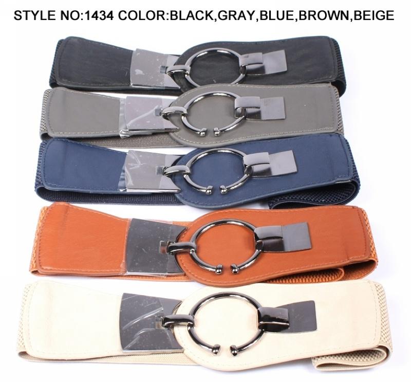 Elastic Belt, Skinny belts, Fashion Belts, PU Belt, Chain Belts 1434