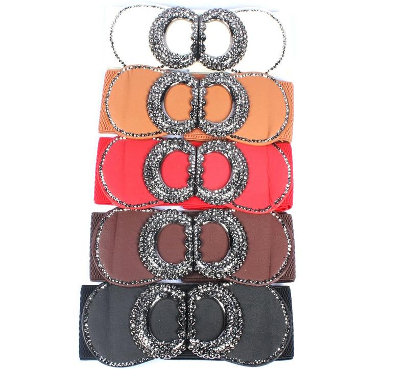 Elastic Belt, Skinny belts, Fashion Belts, PU Belt, Chain Belts 1354
