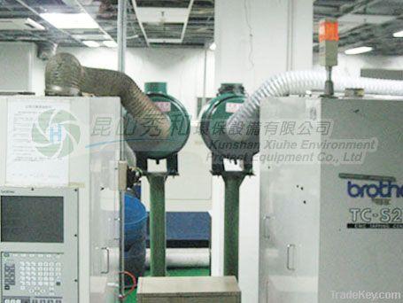 Oil mist recycling machine