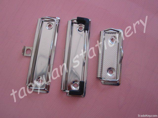 metal memo clip/clipboard clip