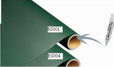 Green board film