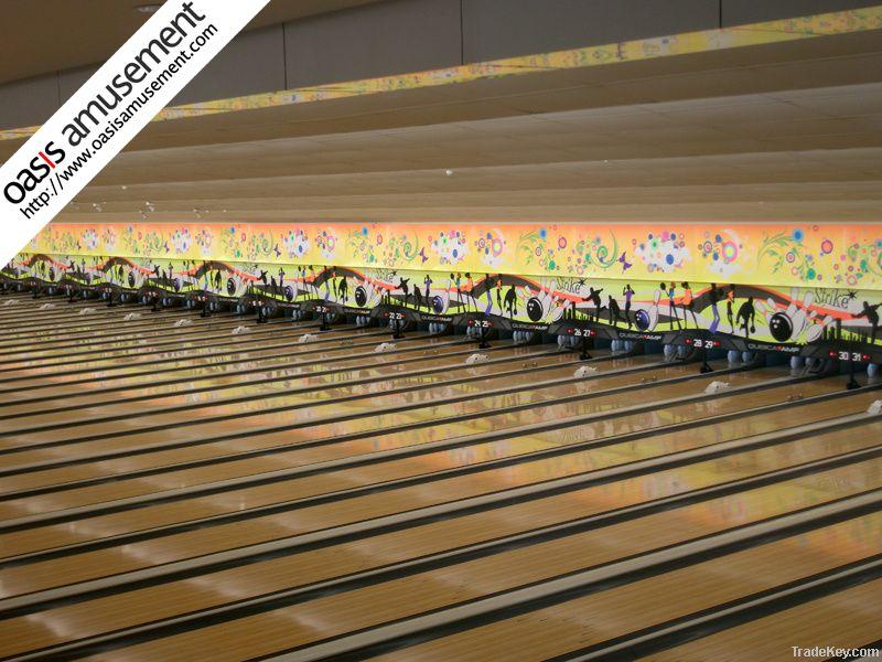Brunswick bowling equipment