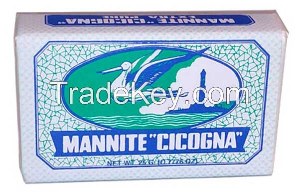 Mannite Bars Brand: SWAN and BLUE LADY