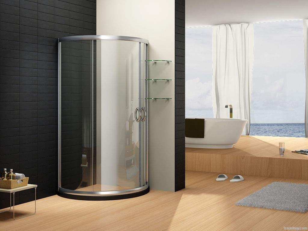 Acrylic Tray Shower Room (OP-A0512)