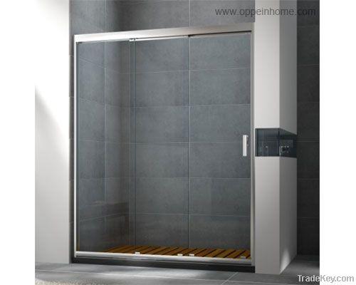 Push Pull Door Shower Room