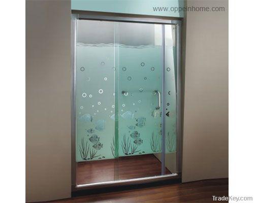 Simple Aluminium Shower Room