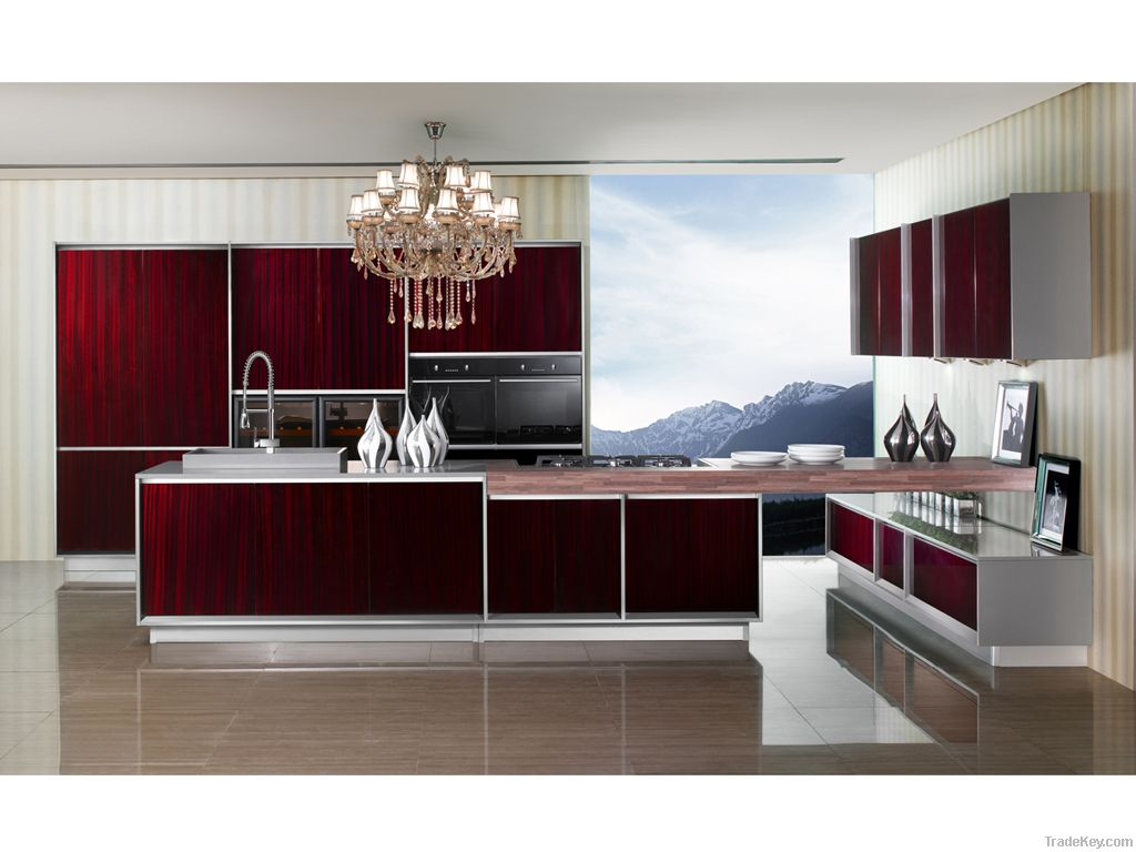 Spainish Style Kitchen Cabinet
