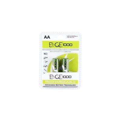 E8GE 1000 Ni-MH Pre-Charged Rechargeable Battery 1.2V (AA)