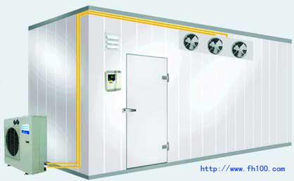 Quick-freezing Cold Storage