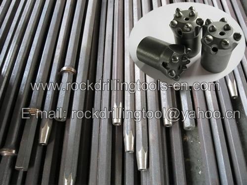 Rock Drilling Tools