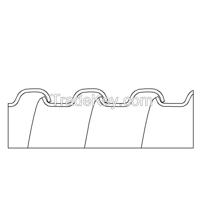 Galvanized Steel Flexible Metal Conduit (Reduced Wall)