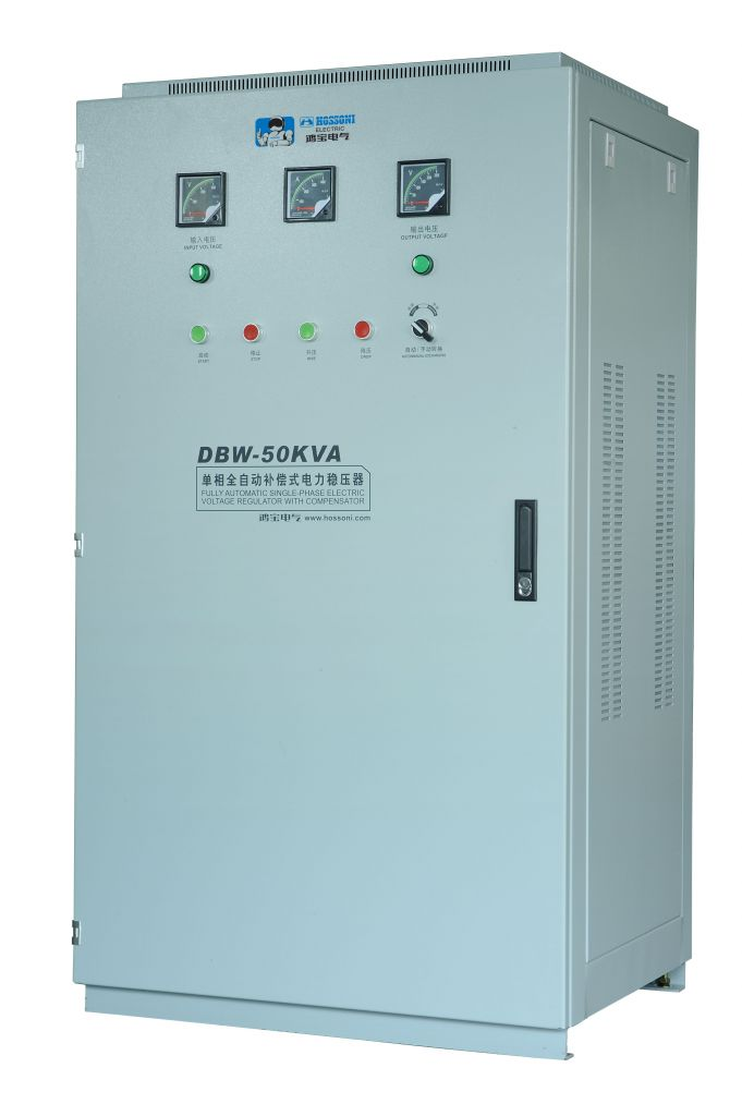 DBW Full-Automatic Compensated Single Phase Series