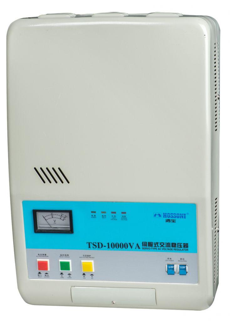 TSD Intelligent Type AC Voltage Stabilizer