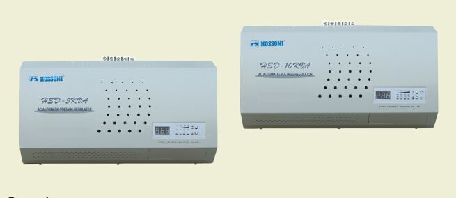 HSD Luxurious (Hanging)Type Single Phase AC Voltage Stabilizer