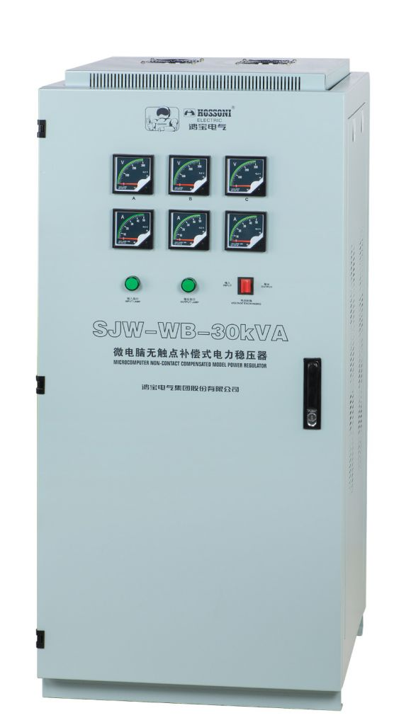 Single-Phase and Three-Phase voltage stabilizer