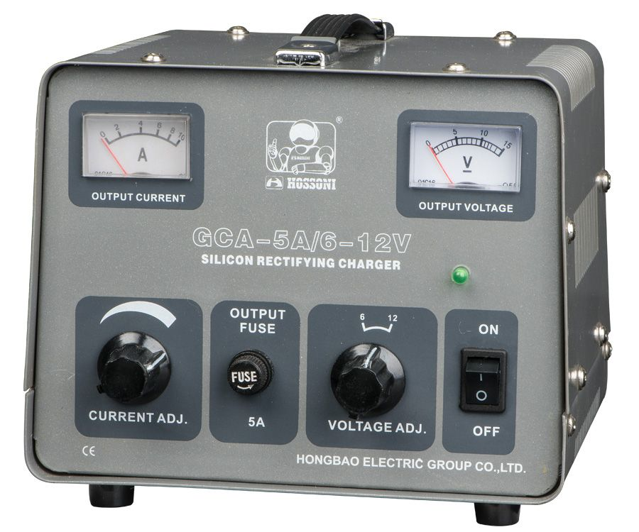 GCA Silicon Rectifier Charger