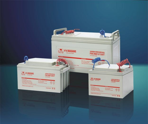 FMJ Series Solar Gel Battery