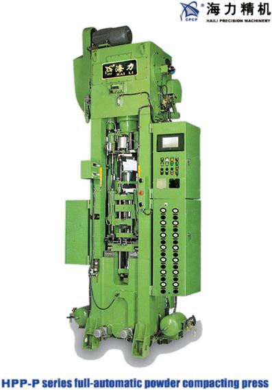 HPP-P Series dry powder mechanical press