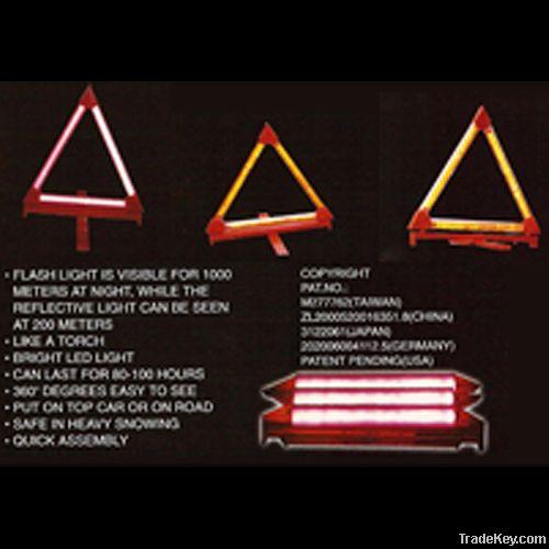 Warning Light Triangle